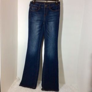 Authentic American Heritage Bootcut Jeans Sz 3